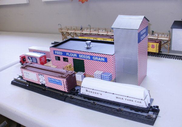 Bob Heard's HO Layout '11